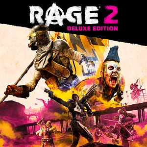 RAGE 2: Deluxe Edition Preorder Xbox One