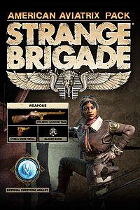 Carátula del juego Strange Brigade - American Aviatrix Character Expansion Pack