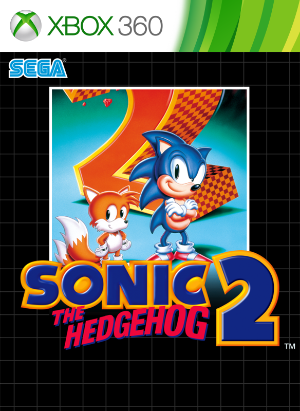 Sonic The Hedgehog 2 boxshot