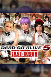 Carátula del juego DOA5LR High Society Costume Set