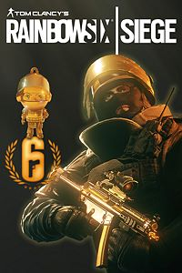 Carátula del juego Tom Clancy's Rainbow Six Siege: Pro League Rook Set