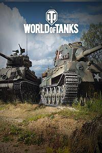 Carátula del juego World of Tanks - War Storyteller VII Mega