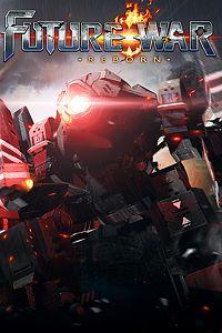 Carátula para el juego Future War: Reborn de Xbox One