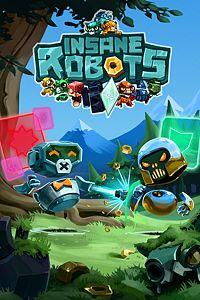 Carátula para el juego Insane Robots de Xbox One