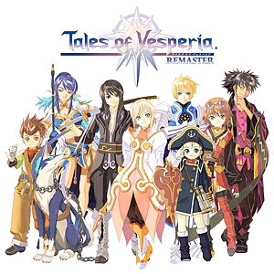Tales of Vesperia REMASTER Xbox One