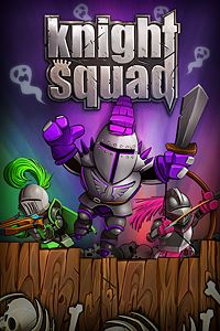 Carátula del juego Knight Squad para Xbox One