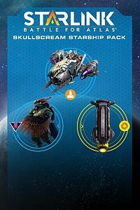 Carátula del juego Starlink: Battle for Atlas Digital Skullscream Starship Pack