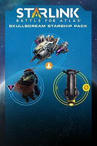 Carátula del juego Starlink: Battle for Atlas Digital Skullscream Starship Pack