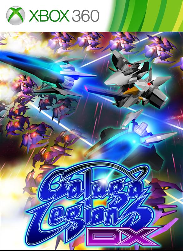 Galaga Legions DX boxshot