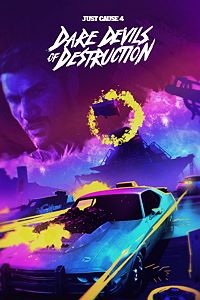 Carátula del juego Just Cause 4 - Dare Devils of Destruction