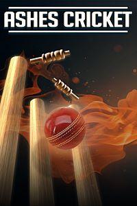 Carátula para el juego Ashes Cricket de Xbox 360