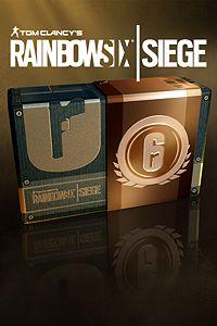 Carátula del juego TOM CLANCY'S RAINBOW SIX SIEGE: 600 R6 CREDITS