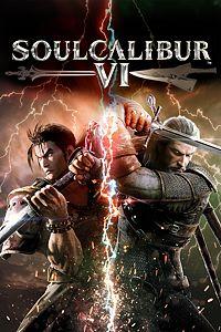 Carátula para el juego SOULCALIBUR VI de Xbox 360