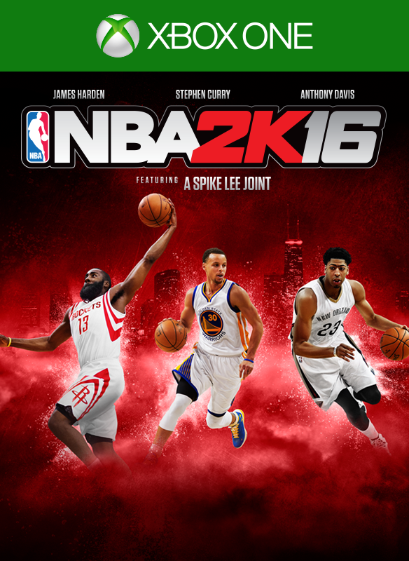 NBA 2K16 boxshot