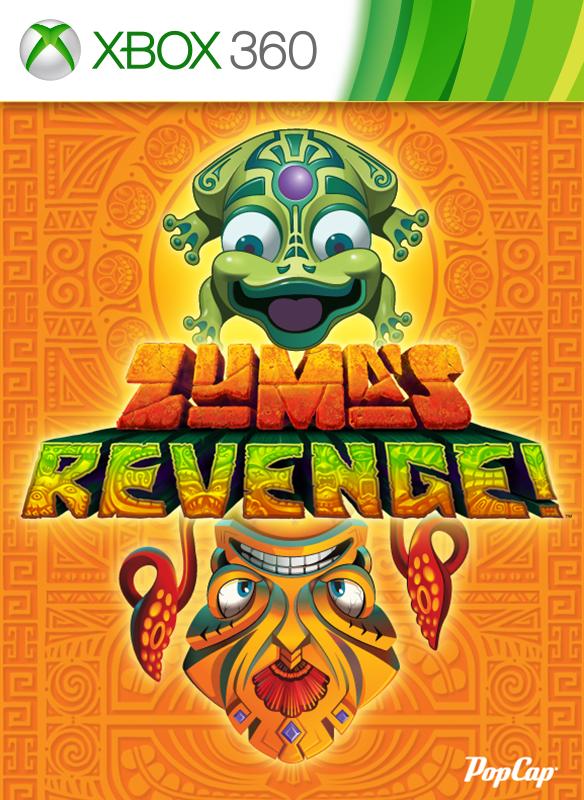 Zuma's Revenge! box shot
