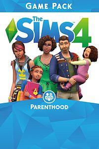 Carátula del juego The Sims 4 Parenthood