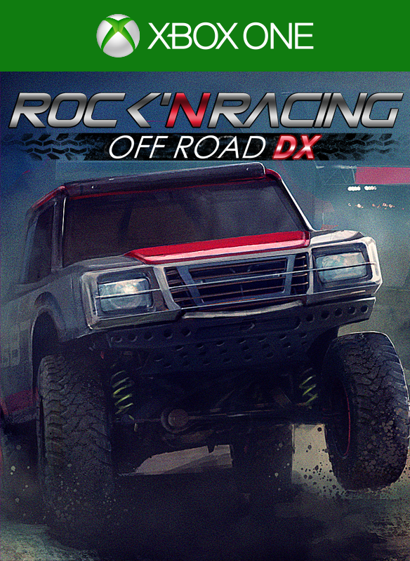 Rock n' Racing Off Road DX boxshot