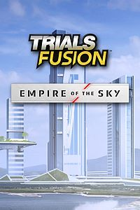 Carátula del juego Trials Fusion: Empire of the Sky de Xbox One