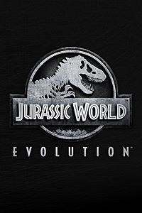 Carátula para el juego Jurassic World Evolution de Xbox 360