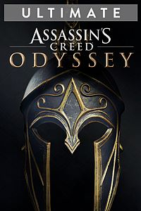 Carátula para el juego Assassin's Creed Odyssey - ULTIMATE EDITION de Xbox One
