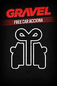 Carátula para el juego Gravel Free car Acciona de Xbox One