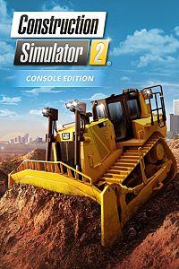 Carátula para el juego Construction Simulator 2 US - Console Edition de Xbox One