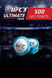 Carátula del juego EA SPORTS UFC 3 - 500 UFC POINTS