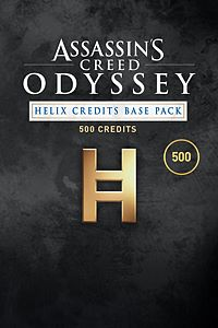 Carátula del juego Assassin's Creed Odyssey - Helix Credits base Pack