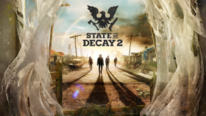 State of Decay 2 Art