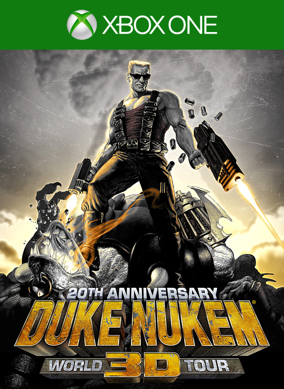Duke Nukem 3D: 20th Anniversary World Tour boxshot