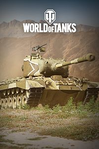 Carátula del juego World of Tanks - Deathstalker Prime
