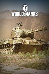 Carátula del juego World of Tanks - Deathstalker Prime