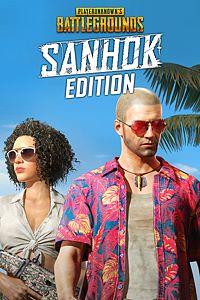 Carátula del juego PUBG - Sanhok Edition