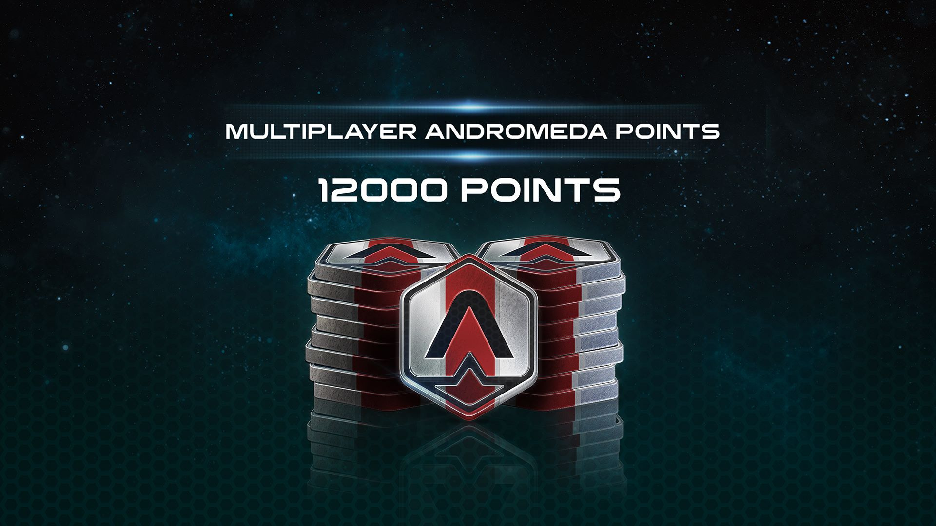 12000 puntos de Mass Effect™: Andromeda