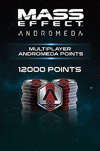 Carátula del juego 12000 Mass Effect: Andromeda Points