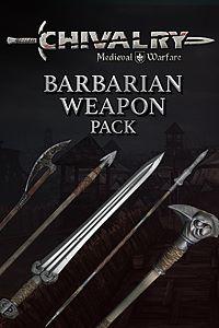 Carátula del juego Barbarian Weapon Pack