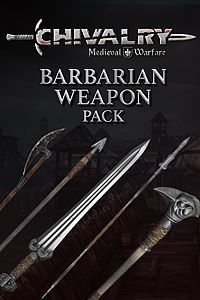 Carátula del juego Barbarian Weapon Pack de Xbox One