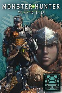 Carátula del juego Origin Armor Set