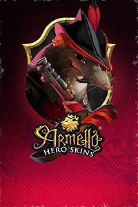 Carátula del juego Armello - Mustachio Mercurio Hero Skin