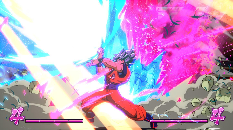 Dragon Ball FighterZ Install Size Screenshot