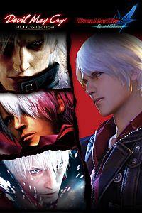 Carátula del juego Devil May Cry HD Collection & 4SE Bundle