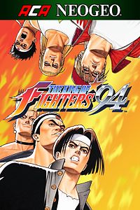 Carátula para el juego ACA NEOGEO THE KING OF FIGHTERS '94 de Xbox 360