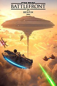 Carátula del juego STAR WARS Battlefront Bespin