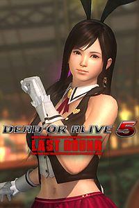Carátula del juego DEAD OR ALIVE 5 Last Round Sexy Bunny Kokoro