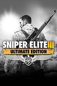 Carátula del juego Sniper Elite 3 ULTIMATE EDITION de Xbox One