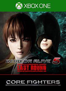DEAD OR ALIVE 5 Last Round: Core Fighters - Demo imagem da caixa