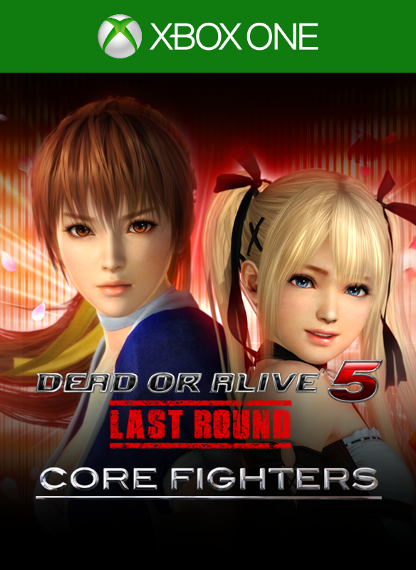 Dead or Alive 5 Last Round: Core Fighters boxshot