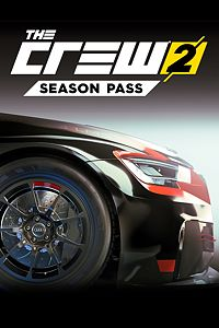Carátula del juego THE CREW 2 - Season Pass