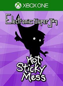 Electronic Super Joy - The Hot Sticky Mess boxshot