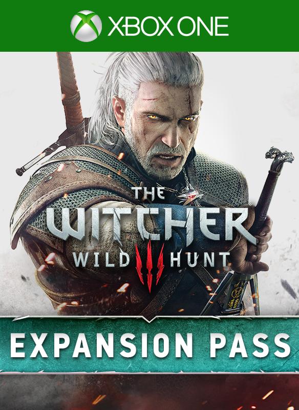 The Witcher 3: Wild Hunt Pase de expansión boxshot